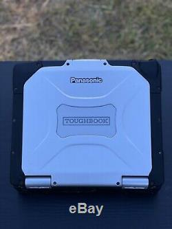 Panasonic Toughbook Rugged 500 GB HDD Laptop Office Windows XP SP3 Touch Screen