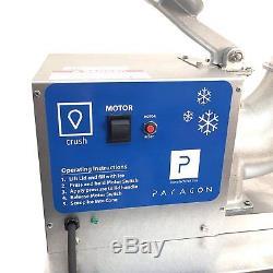Paragon Simply-A-Blast 1/3 HP Heavy Duty Professional Sno Cone Machine, 6133300