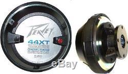 Peavey 44xt 8 Ohm Titanium Heavy Duty Professional Compression Driver