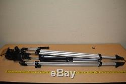Peter Lisand Professional Tripod Legs Heavy Duty Aluminum JRA-83M