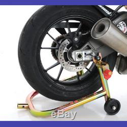 Pit Bull SS Professional Motorcycle Rear Heavy Duty Bike Stand Holder Jack Lift