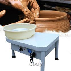 Potters Wheel For Professional Ceramic Work Heavy Duty Machine Wheel 250W 60Hz