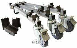 ProAm USA Heavy Duty 3 Inch Wheeled Professional Tripod Dolly