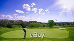 ProScreens PRO SERIES 96 x 120 HEAVY DUTY Golf Simulator Screen, POCKETED, USA