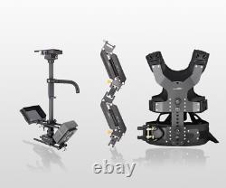 Pro Heavy Duty film vest Dual Arm Stabilizer Camera Steadicam Stabilizer 16kg