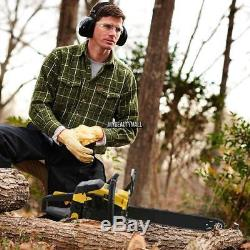 Professional Chainsaw with 20 bar saw 58CC gasoline Heavy Duty Petrol