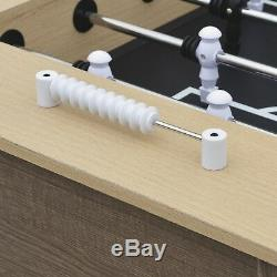 Professional Foosball Table Fuseball Game Soccer Kick MLS FAS 60in Heavy Duty
