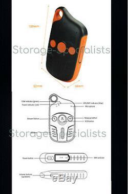 Professional Heavy Duty 3G GPS tracker Hiking Personal for Kids Elderly Free WEB