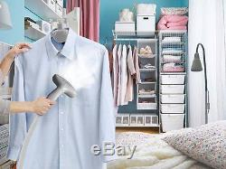 Professional Ironing Garment Clothes Fabric Steamer Set Heavy Duty & Powerful