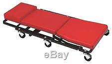 Professional Mechanics Heavy Duty 40 Convertible Creeper / Seat Made In The USA