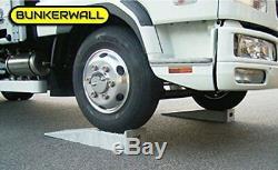 Professional Wheel Ramp Set 10T Large Heavy Duty Drive Up Car Truck SUV Vehicle
