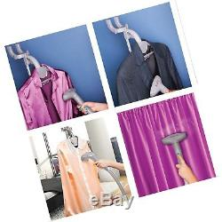 PurSteam Elite Garment Steamer, Heavy Duty Powerful Fabric Steamer with Fabri