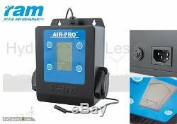 RAM Air-Pro II Fan Speed Controller Twin Fan Speed Silent Climate Temperature