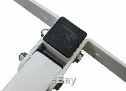 RDX Pro Heavy Duty Punch Bag Folding 3ft Wall Bracket Iron Mount Hanging Boxing