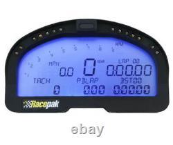 Racepak 250-DS-IQ3 IQ3 Drag Racing Digital Display Dash