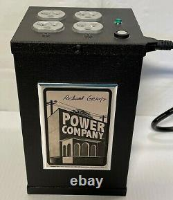 Richard Gray's Power Company RGPC 400 Pro Power Conditioner Works 4 AC Outlets