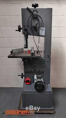 SIP 14 Professional Heavy-Duty Bandsaw, 230V