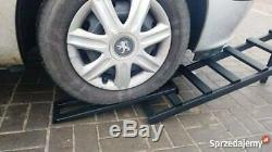 SUPER HEAVY DUTY PAIR OF 3,5 TON CAR RAMPS WITH EXTENSIONS CAR, 4x4, VAN PRO