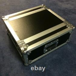 SWR 750X Professional Bass Amplifier with Road Ready heavy duty case. Ex cond