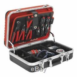 Sealey AP616 Professional HDPE Tool Case Heavy-Duty