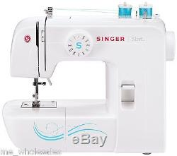 Singer Sewing Machine AUTO Professional Heavy Duty Metal Frame Free Arm ZigZag