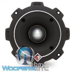 Single Pp4-t Rockford Fosgate 1.5 Pro 4-ohm Punch Heavy Duty Loud Tweeter New