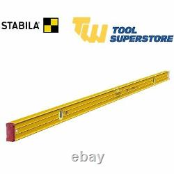 Stabila 96-2-180 72 3 Vial 180cm Level 96 Range Professional Heavy Duty