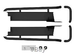 SuperATV Heavy Duty Rock Sliding Nerf Bars for Polaris Ranger XP 570 (PRO-FIT)