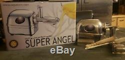 Super Angel 5500 Stainless Steel Heavy Duty Juicer Plus/Pro/Deluxe/