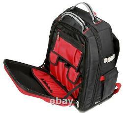 Tool Backpack Bag Pocket Pro Pockets Tools Heavy Duty Storage Tradesman Carrier