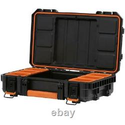 Tool Storage System PRO High-impact Resin Heavy Duty Construction Home (3-Piece)
