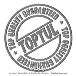 Toptul Professional 20 Piece Super Grip Combination Screwdriver Set GZC2005