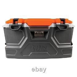 Tough Box Cooler 48 Qt. Tradesman Pro 30 Hours Cool Keeper Heavy Duty Rugged New