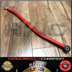 Track Bar For 2-6 Lift 97-06 Jeep Wrangler Tj Heavyduty Adjustable Pro Trackbar