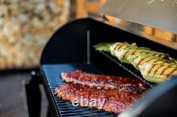 Traeger Pro 34 Wood Pellet Grill Heavy Duty Grill, Smoke BBQ 884 Sq. In