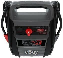 Truck Battery Booster Pack Jump Starter Box Portable 12V Heavy Duty Pro Series