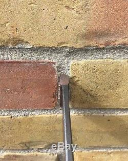 Turptech Pro SDS+ 4 3/4 TCT Extra Heavy Duty Mortar Rake & Brick Removal Chisel
