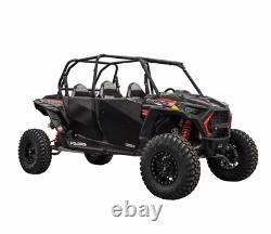 Tusk Barrier Black Pro Fit Doors For 2014-2020 Polaris Ranger RZR XP 4 1000 SXS