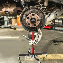 Vertical Telescopic Car Transmission Jack 500kg Hydraulic Motor Gearbox Lift Pro