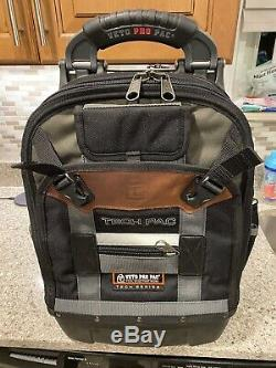 Veto Pro Pac Tech Pac Heavy Duty Tool Bag Backpack New Without Tags