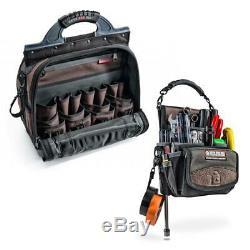 Veto Pro Pac XL Heavy Duty Tool Case + Veto Pro Pac Tech TP4 Clip On Belt Pouch