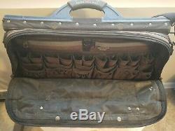 Veto Pro Pac XXL-F Contractors Heavy Duty Tool Bag Waterproof non-slip Nice Used