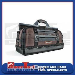 Veto Pro Pac XXL-F Heavy Duty Closed Top Long Tool Bag Box Case 54 Pockets