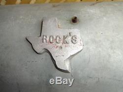 Vintage Rock's Rock Polisher Heavy Duty Professional Machine Sturdy- Unit