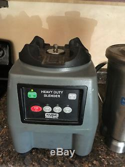 WARING PRO CB15 COMMERCIAL 3-Speed Heavy Duty use in restaurant or commercial