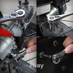 WORKPRO 450-Piece Mechanics Tool Set, Universal Professional Tool Kit with Heavy