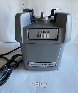 Waring Commercial Heavy Duty 3 Speed Professional Blender 3 1/4 HP Model 34BL22