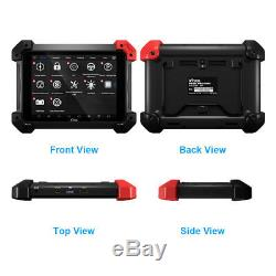 XTOOL PS90 PRO Auto Heavy Duty Diagnostic Tool For Car&Truck OBD2 Key Programmer