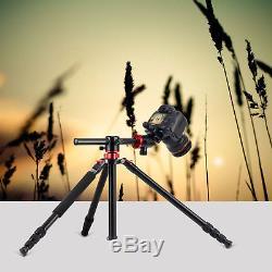 ZOMEI M8 Professional Heavy Duty Tripod Monopod Ball Head Travel For DSLR Camera